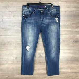 3/$25🛍️ Vigoss Women's Juniors Skinny Jeans